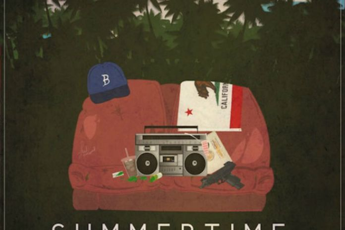 Blu featuring Arima Ederra - Summertime (Produced by Bombay)