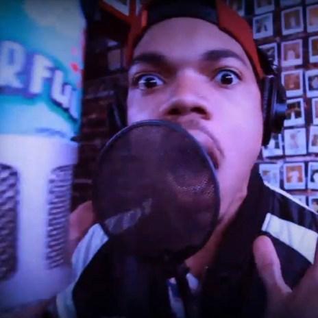 "Chance The Rapper ""NaNa"" Live at Truth Studios"