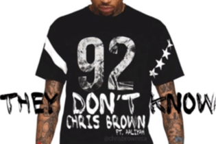 Chris Brown featuring Aaliyah – They Don't Know (Snippet)