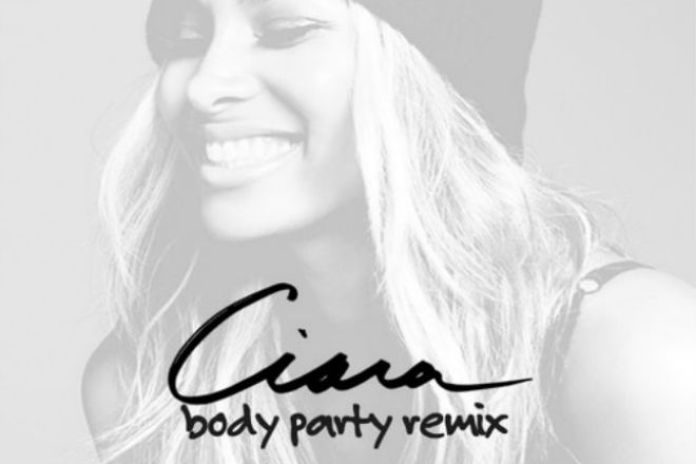 Ciara featuring Future - Body Party (Miami Marci Remix)