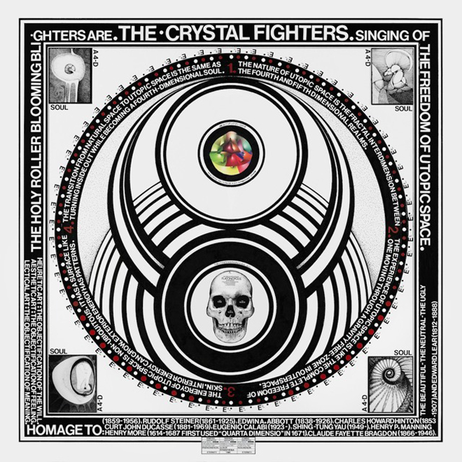 Crystal Fighters - Cave Rave (Full Album Stream)