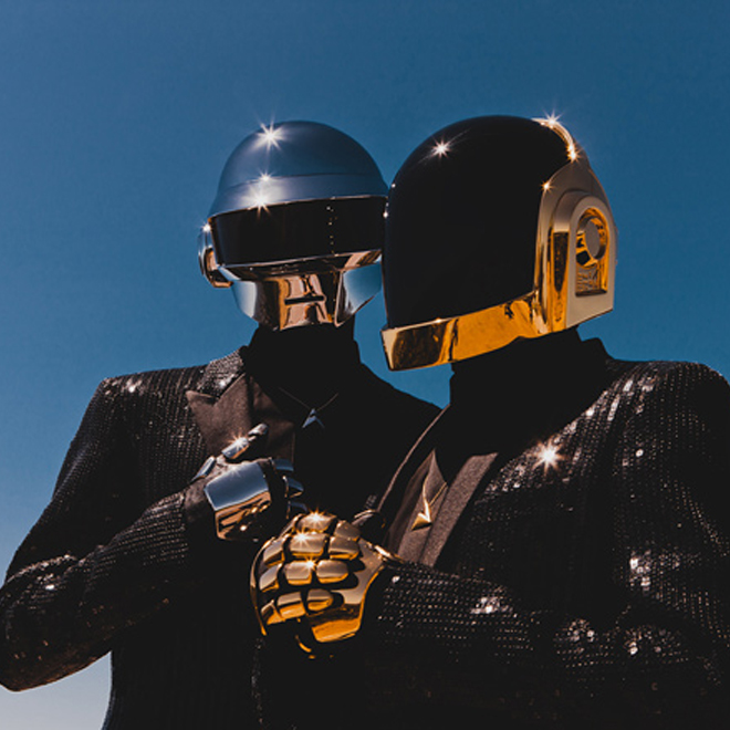 Daft Punk Talks Making Musical Magic, Technology, Electronic Music and More