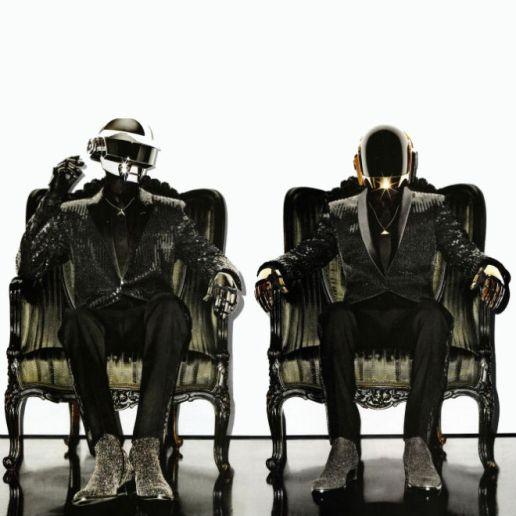 Daft Punk's 'Random Access Memories' First Week Sales