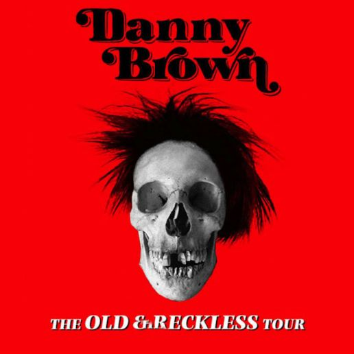 Danny Brown & OverDoz. - Old & Reckless Tour: The Experience