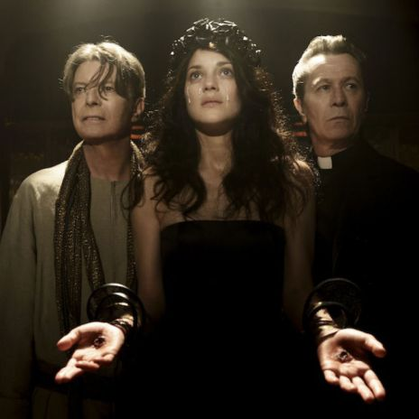 David Bowie - The Next Day (Starring Gary Oldman & Marion Cotillard)