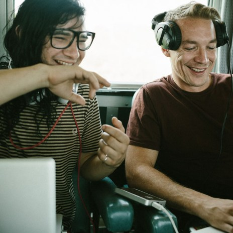 Diplo and Skrillex Announce New Group Jack U