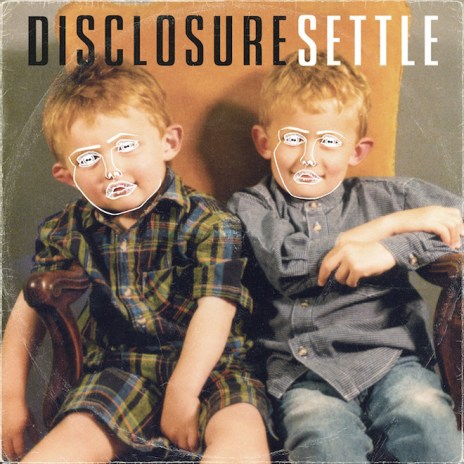 Disclosure featuring London Grammar - Help Me Lose My Mind