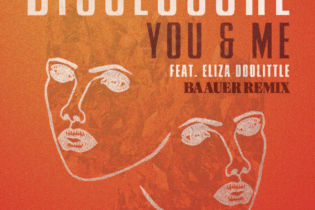 Disclosure featuring Eliza Doolittle - You & Me (Baauer Remix)