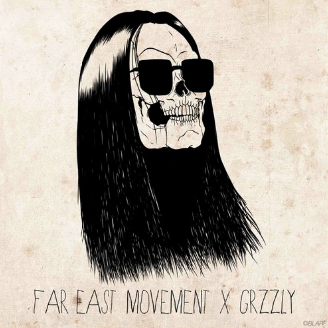 Far East Movement – GRZZLY (Mixtape)