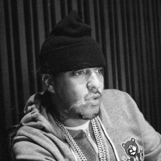 French Montana Talks Bricks to the Booth with Dazed & Confused