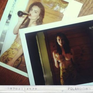 Gilbere Forte' – Polaroids
