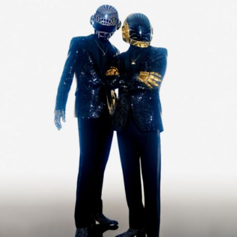 GQ Profiles Daft Punk