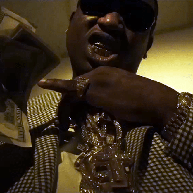 Gucci Mane featuring Rick Ross - Trap House 3