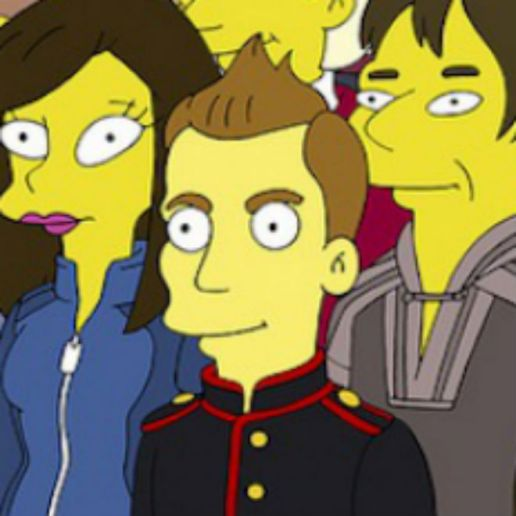 Have a Look at the  Simpsonized Sigur Rós