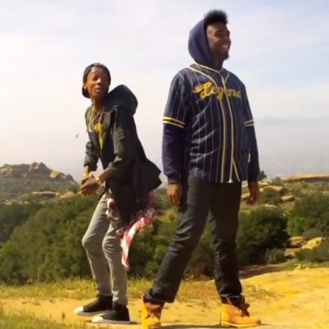 Iamsu! featuring Wiz Khalifa - Goin' Up