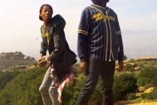 Iamsu! featuring Wiz Khalifa - Goin' Up