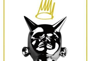 J. Cole - Born Sinner (Album Cover)
