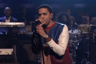 J. Cole & The Roots  - Power Trip (Live on Fallon)