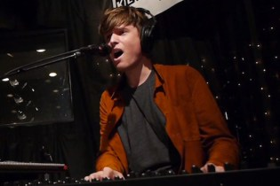 James Blake Performs Live on KEXP