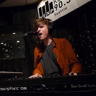 James Blake Performs Live on KEXP