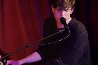 James Blake - Retrograde (Studio Performance)
