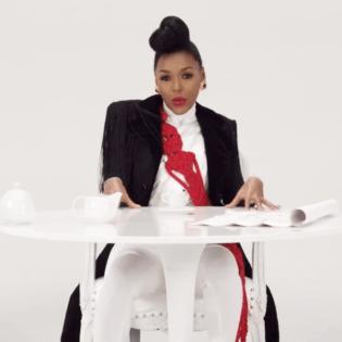 Janelle Monae featuring Erykah Badu - Q.U.E.E.N.