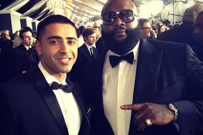 Jay Sean featuring Rick Ross - Mars