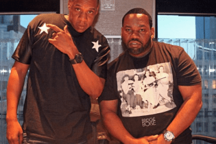 Jay-Z In The Studio With Raekwon