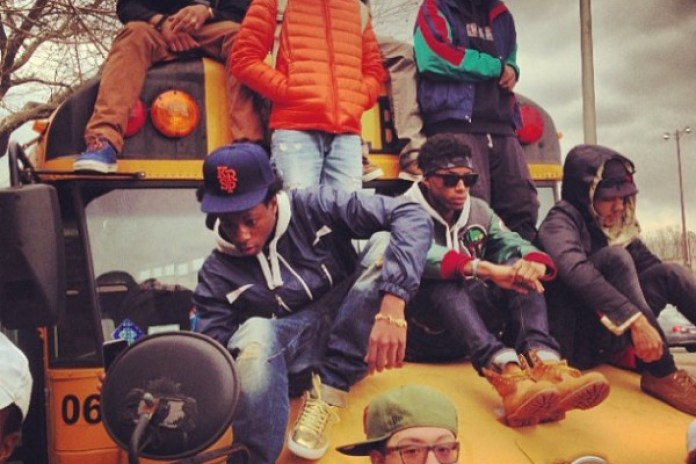 Joey Bada$$ & Pro Era - Beast Coastal Tour (Documentary)
