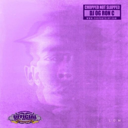 Johnny Rain – Lullaby of Machine (Chopped & Screwed by OG Ron C)