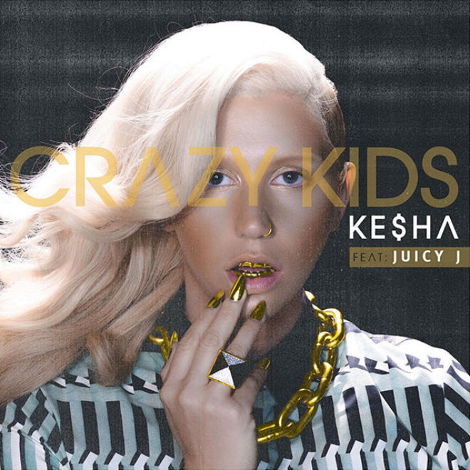 Ke$ha featuring Juicy J – Crazy Kids (Remix)