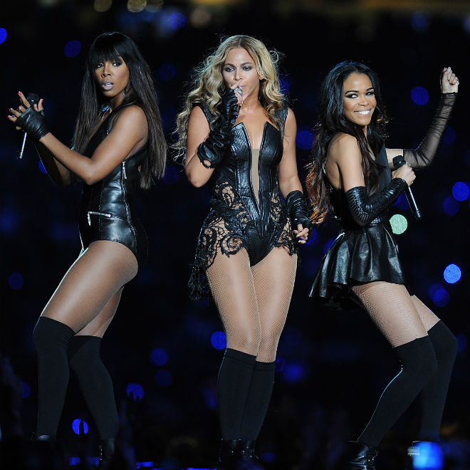 Kelly Rowland featuring Beyoncé & Michelle Williams – You Changed