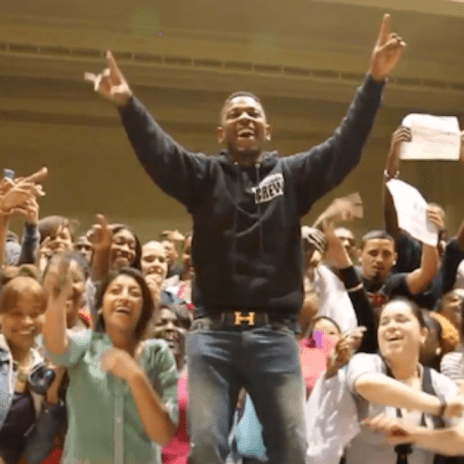 Kendrick Lamar Serves As Principal for a Day