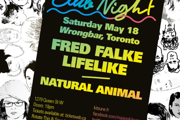 'Kitsuné Club Night' Spring Tour Arrives in Toronto