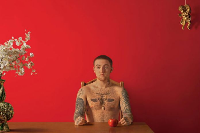 Mac Miller – Watching Movies With The Sound Off (Album Snippets)