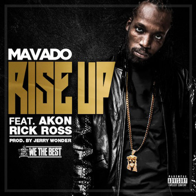 Mavado featuring Akon & Rick Ross – Rise Up