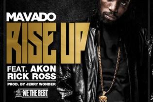 Mavado featuring Akon & Rick Ross – Rise Up