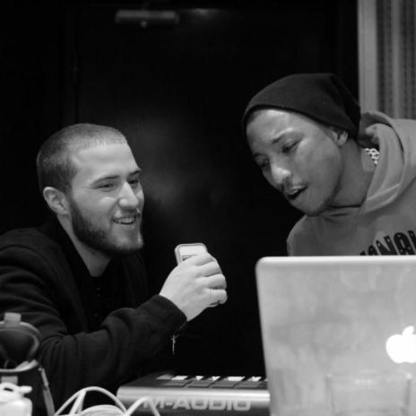Mike Posner featuring Pharrell - I.D.G.A.F.