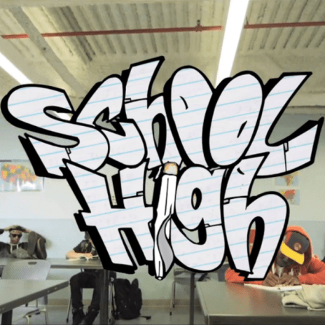 Pro Era (Joey Bada$$, Dyemond Lewis, Kirk Knight, Nyck Caution) - School High (Produced by Brandun Deshay)