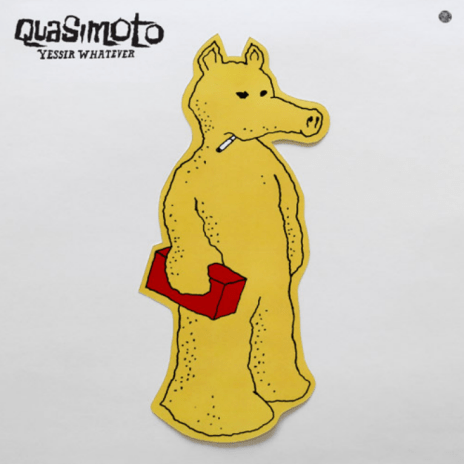Quasimoto (Madlib) - The Front