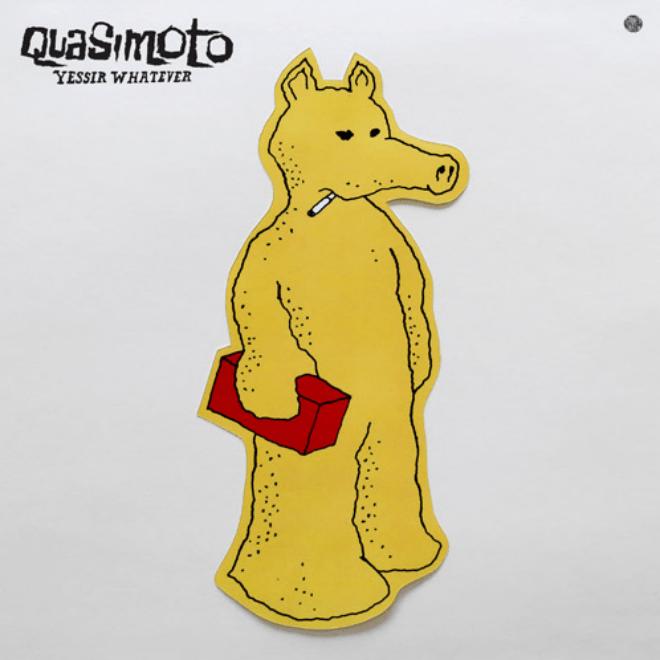 Quasimoto (Madlib) - The Front