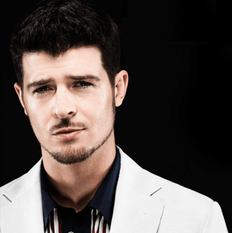 Robin Thicke - 4 The Rest Of My Life