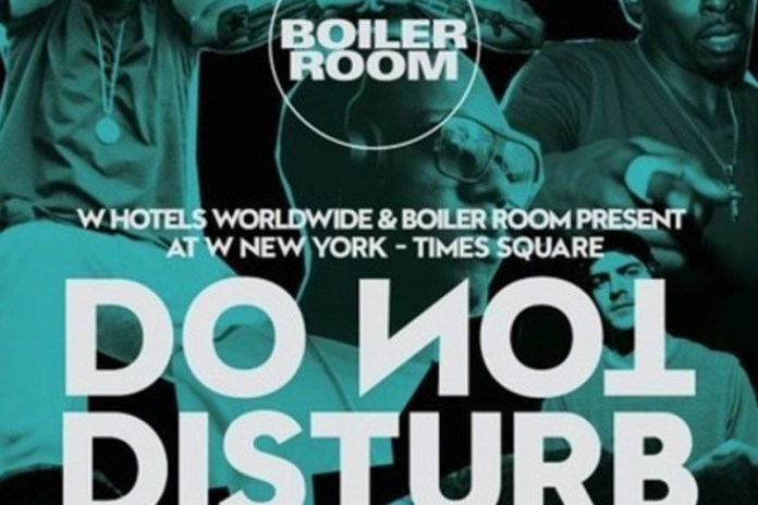 Ryan Hemsworth and A$AP DJs NYC Boiler Room Mix