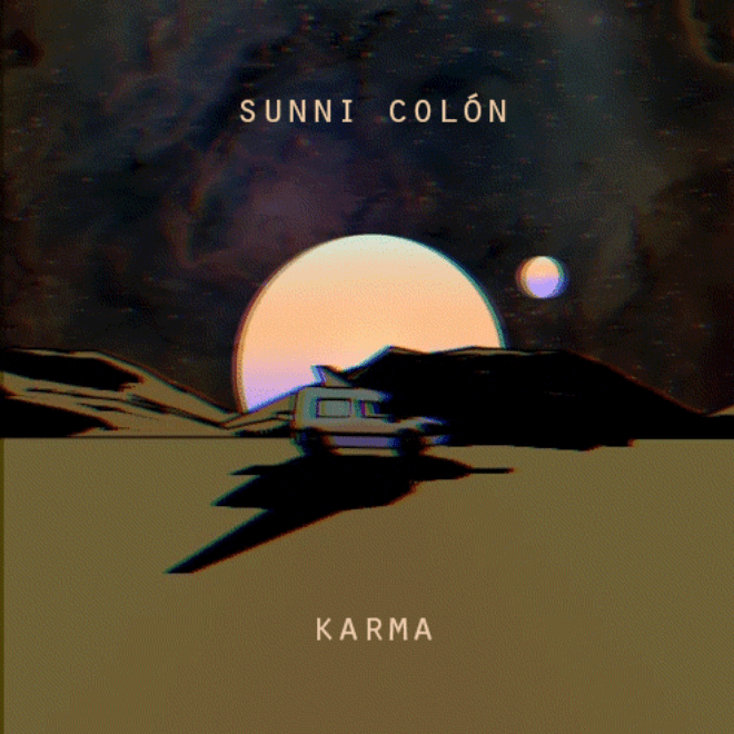 Sunni Colón - 五.karma