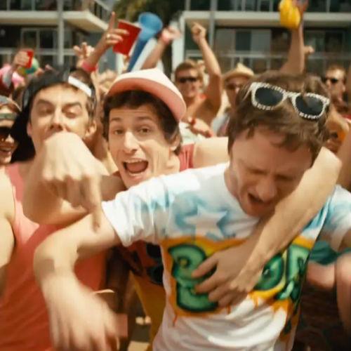 The Lonely Island - Spring Break Anthem (Starring Zach Galifianakis & James Franco)