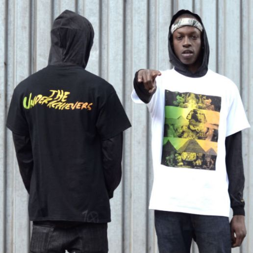 The Underachievers - May's Patience