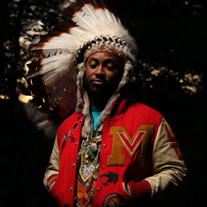 Thundercat - Oh Sheit It's X (Co-Produced by Flying Lotus)