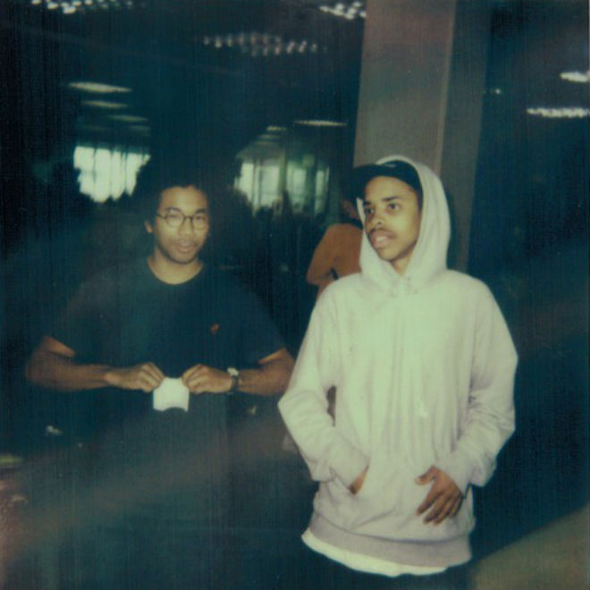 Toro y Moi: 34 Polaroids from Tour