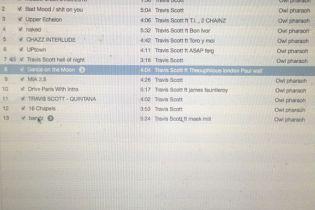 Travi$ Scott Reveals 'Owl Pharaoh' Tracklist & Features