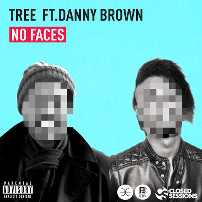 Tree featuring Danny Brown – No Faces